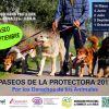 CUARTO PASEO SOLIDARIO 2017 POR LOS DERECHOS DE LOS ANIMALES – 3 DE SEPTIEMBRE