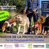 QUINTO PASEO SOLIDARIO 2017 POR LOS DERECHOS DE LOS ANIMALES – 1 DE OCTUBRE