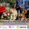 PASEO SOLIDARIO NAVIDEÑO POR LOS DERECHOS DE LOS ANIMALES 2017