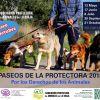 5º PASEO SOLIDARIO POR LOS DERECHOS DE LOS ANIMALES - 21 OCTUBRE 2018