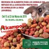 RECOGIDA DE ALIMENTOS 2019, PARA NUESTROS ANIMALES DEL REFUGIO🐶🐱. ALCAMPO LOGROÑO